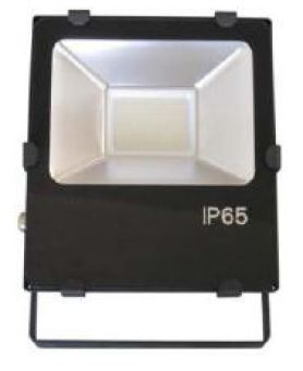 EOT 100 watt Flood Light - Black IP65
